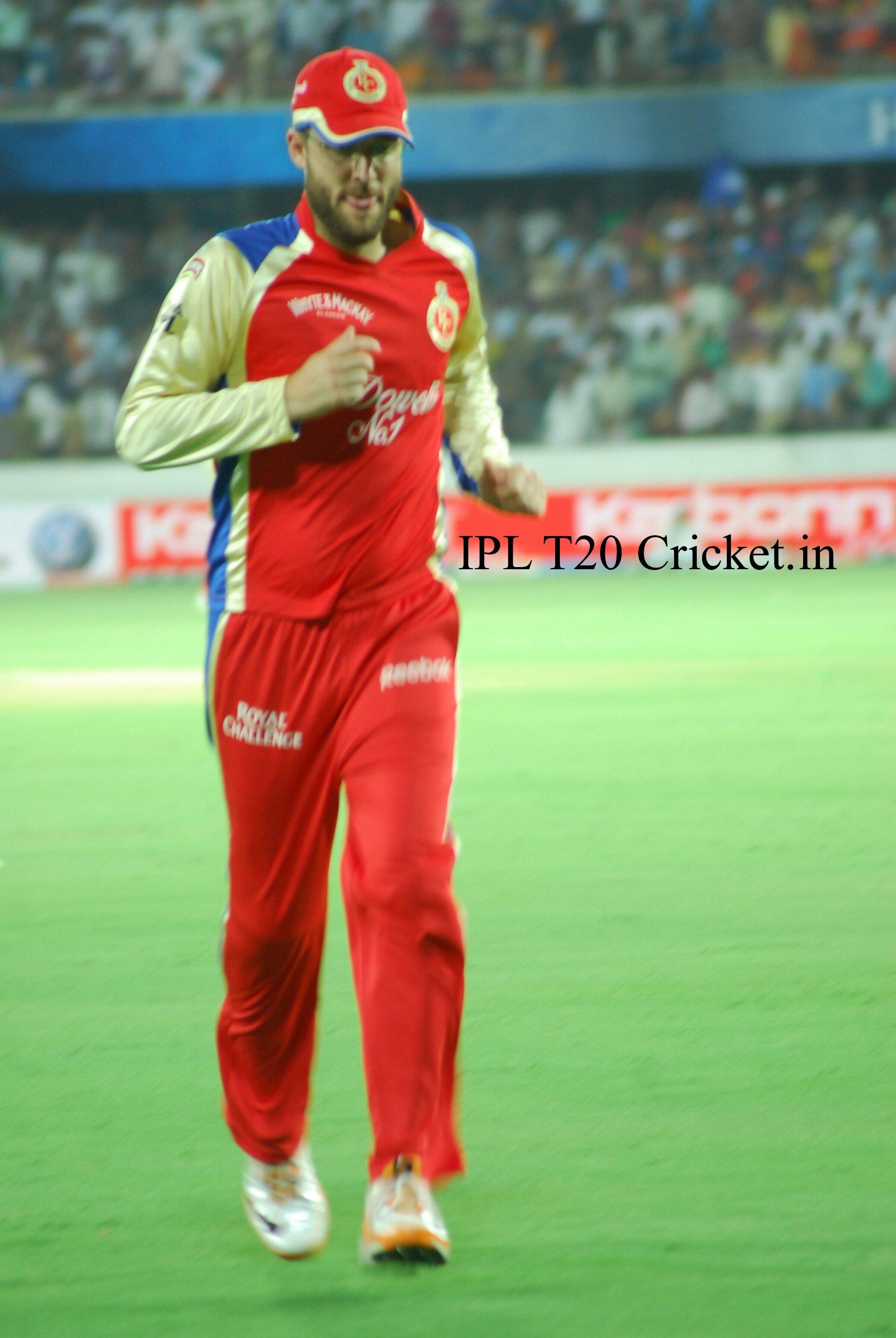 RCB T20 team captain Daniel Vettori