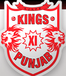 Paul Valthaty of Kings Eleven Punjab